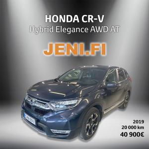 40 900 €   HONDA CR-V 2019