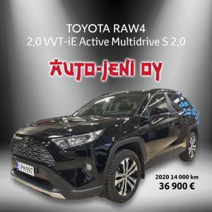 36 900 €   TOYOTA RAV4, 2020