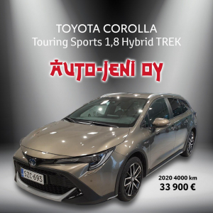 33 900 €   TOYOTA COROLLA, 2020