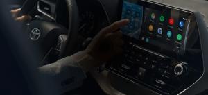 Toyota | Apple CarPlay & Android Auto -multimediapäivitys
