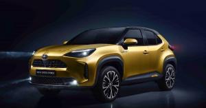 Uusi Toyota Yaris Cross - nyt ennakkomyynnissä