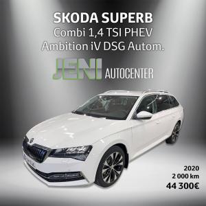 44 300 € | SKODA Superb Combi 2020