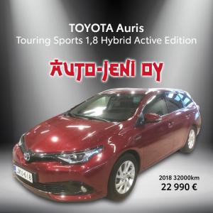 22 990 € | TOYOTA AURIS, 2018