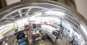 Toyota huolehtii ympäristöasioista tarkoin suunnitellulla kierrätyksellä