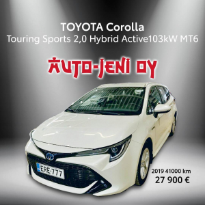 27 900 € | TOYOTA COROLLA, 2019