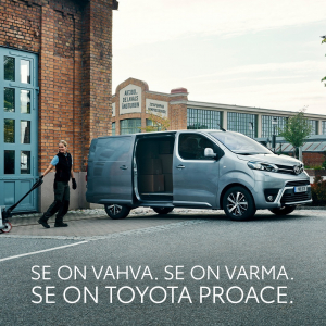 Toyota Proace nelivetona