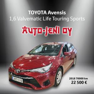 22 500 € | TOYOTA Avensis 2018