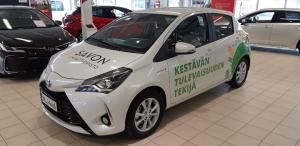 Tänään meillä oli ilo ja kunnia luovuttaa Savon Ammattiopistolle autoalan opetuskäyttöön uusi Toyota Yaris Hybrid. Savon Ammattiopisto on kestävän tulevaisuuden rakentaja ja tärkeä yhteistyökumppani Auto-Jenille. Lämmin kiitos luovutuksessa mukana olleille =)